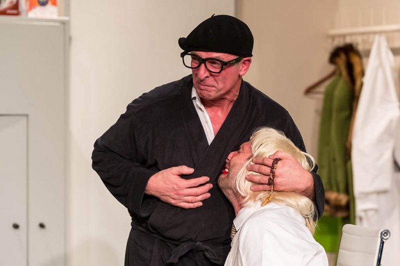 Theaterverein Henndorf mit der Komödie