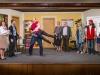 """Theatergruppe Neumarkt am Wallersee mit dem Stück """"Die rote Orchidee"""" von Rudolf Jisa und Alfred Mayr; Probe beim GH Gerbl in Neumarkt am 11.04.2018   Foto und Copyright: Moser Albert, Fotograf, 5201 Seekirchen, Weinbergstiege 1, Tel.: 0043-676-7550526 mailto:albert.moser@sbg.at  www.moser.zenfolio.com"""