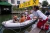 """""""Die lange Nacht an der Fischach"""" mit Bootsverkehr vom Seekirchner Stadthafen zum Strandbad am 01.08.2015   Foto und Copyright: Moser Albert, Fotograf, 5201 Seekirchen, Weinbergstiege 1, Tel.: 0043-676-7550526 mailto:albert.moser@sbg.at  www.moser.zenfolio.com"""