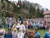 Kirchberger Georgiritt in Eugendorf am 15.04.2018; Kranzlstechen   Foto und Copyright: Moser Albert, Fotograf, 5201 Seekirchen, Weinbergstiege 1, Tel.: 0043-676-7550526 mailto:albert.moser@sbg.at  www.moser.zenfolio.com