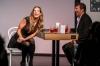 """Nina Hartmann und Oliver Lendl mit der Dating-App Komödie """"match me if you can""""  im fahr(T)raum in Mattsee am 24.08.2017   Foto und Copyright: Moser Albert, Fotograf, 5201 Seekirchen, Weinbergstiege 1, Tel.: 0043-676-7550526 mailto:albert.moser@sbg.at  www.moser.zenfolio.com"""