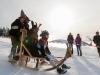 8. Hornerschlittenrennen in Faistenau am 27.1.2013   Foto und Copyright: Moser Albert, Fotograf und Pressefotograf, 5201 Seekirchen, Weinbergstiege 1, Tel.: 0676-7550526 mailto:albert.moser@sbg.at  www.moser.zenfolio.com
