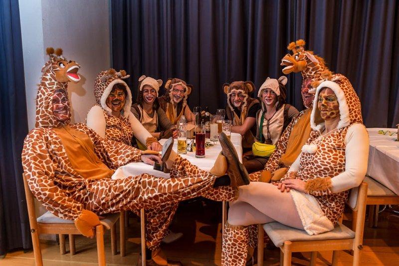 Maskenball, Motto Dschungel-Safari,  der Liedertafel Neumarkt im Festsaal Neumarkt am 10.02.2018   Foto und Copyright: Moser Albert, Fotograf, 5201 Seekirchen, Weinbergstiege 1, Tel.: 0043-676-7550526 mailto:albert.moser@sbg.at  www.moser.zenfolio.com
