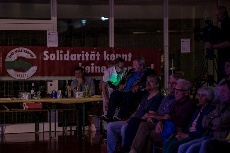Konzert am 12.10.2018 in der Aula der Volksschule Thalgau.