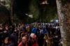 Perchtenlauf der Plötzpass beim Plötzlauf in Ebenau am 07.12.2016   Foto und Copyright: Moser Albert, Fotograf, 5201 Seekirchen, Weinbergstiege 1, Tel.: 0043-676-7550526 mailto:albert.moser@sbg.at  www.moser.zenfolio.com