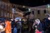 Perchtenlauf in Mondsee am 27.11.2016, organisiert vom Turn- und Sportverein Mondsee; Purtscheller Pass   Foto und Copyright: Moser Albert, Fotograf, 5201 Seekirchen, Weinbergstiege 1, Tel.: 0043-676-7550526 mailto:albert.moser@sbg.at  www.moser.zenfolio.com