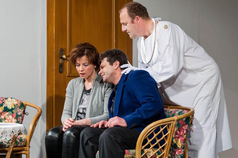 Theatergruppe Eugendorf mit dem Stück