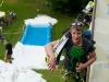 Summer Snow Waterslide in Faistenau am 21.06.2013 mit echtem Schnee, veranstaltet von der freiwilligen Feuerwehr Faistenau, Dominik Frimbichler   Foto und Copyright: Moser Albert, Fotograf und Pressefotograf, 5201 Seekirchen, Weinbergstiege 1, Tel.: 0676-7550526 mailto:albert.moser@sbg.at  www.moser.zenfolio.com